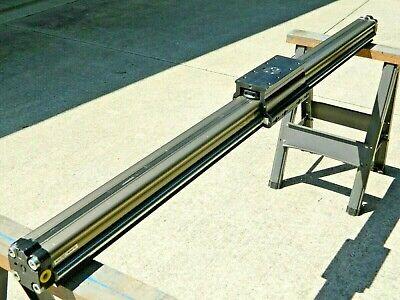 Numatics  50 Mm Bore X 54 Stroke  Rodless Cylinder S5 Series