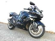 2008 Kawasaki ZX-14 RIDE AWAY! Manunda Cairns City Preview