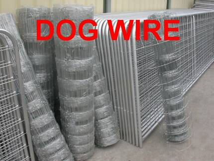 Hinged Wire, Dog Wire 100m
