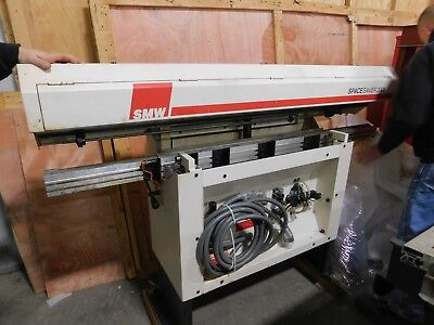 1997 Smw Spacesaver 2001 Cnc Lathe Bar Feeder