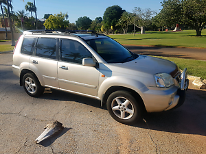 Nissan Xtrail 2003 4wd Broome Broome City Preview