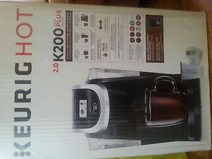 Keurig K200 Plus Series