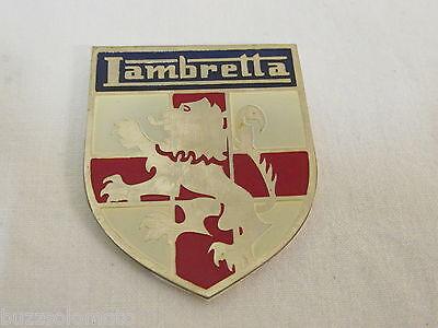 Lambretta George Cross Shield Badge Stick On
