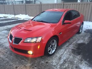 2009 Pontiac G8, 165Kms, Mint Condition $7,900 OBO