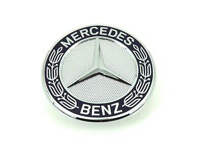 Original Mercedes Motorhaube Emblem Vorne für ein S Cla CLS Gla SLK Klasse