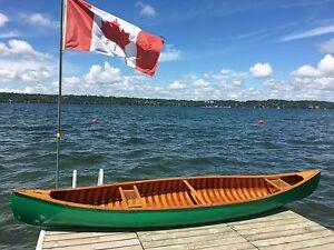 Classic Langford Canoe