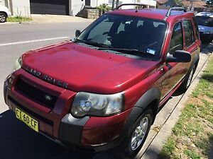 4x4 4wd Freelander for hire Sydney to Perth in November Bondi Eastern Suburbs Preview