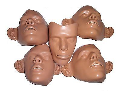 Ambu Man Basic Sam Uniman Defib Trainer Gesichtsmasken 5 Stück