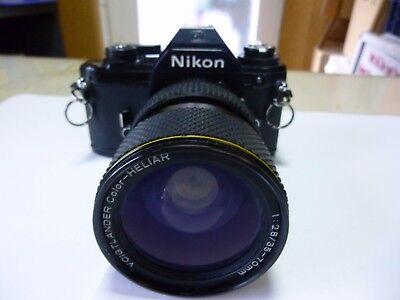 Voigtländer Color Heliar Asphärisch 35-70mm 1 : 2,8  for Nikon EM