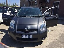 Toyota Yaris 2010  one Owner  with road worrts Campbellfield Hume Area Preview