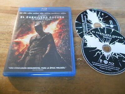 BLURAY Film Christopher Nolan - Batman Dark Knight Rises (FSK12_160 min)