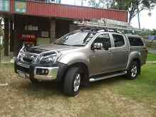 2013 Isuzu D-Max Redlynch Cairns City Preview