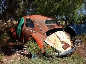 WANTED Old Cars Steel Bumper ERA Ford Holden Valiant Vw Rust Murray Bridge Murray Bridge Area Preview