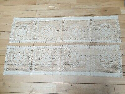 Assortment of Vintage Linen Table Runners