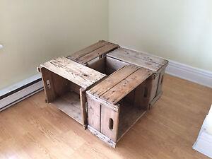Table Basse unique en son genre