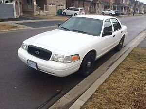 Lowest!! 2011 Ford Crown Victoria - Police Interceptor