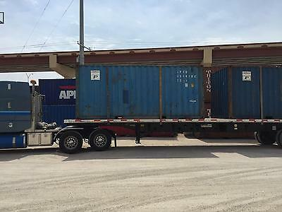 20 Shipping Container Storage Container Conex Box In Dallas Tx