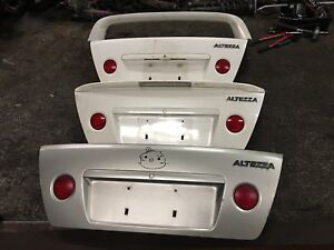 Toyota Altezza Trunk Available 2000/2005