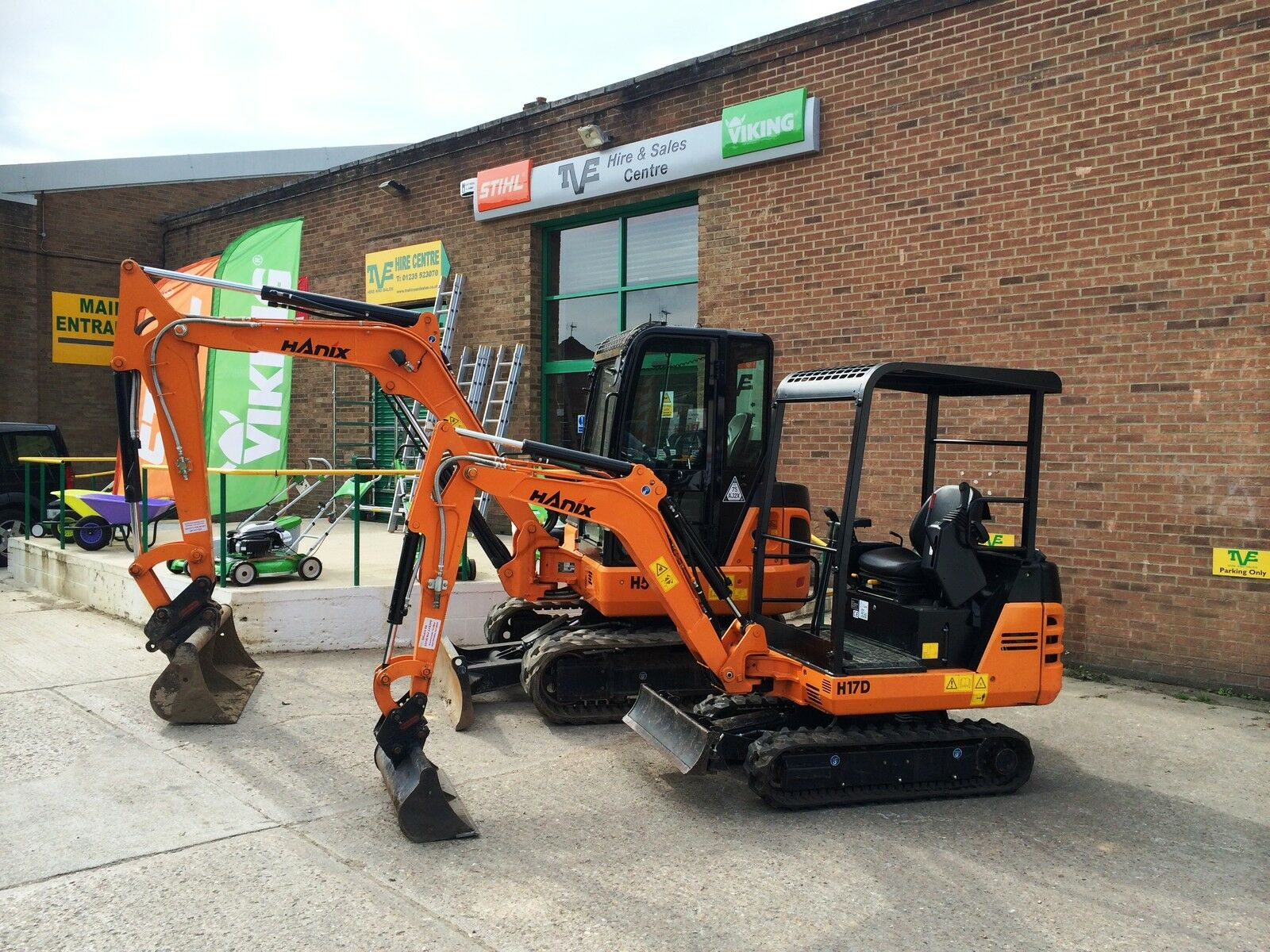 Thames Valley Excavators Ltd