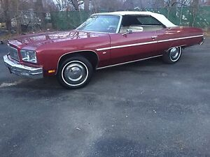 WANTED 1971 TO 1976 CHEVY IMPALA &a CAPRICE CLASSIC