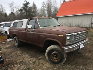 1980 Ford F250