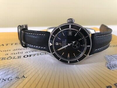 Breitling Superocean Heritage 38mm Watch. Model A37320. FULL SET, BOX + PAPERS!!