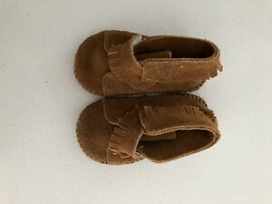 Toddler moccasins