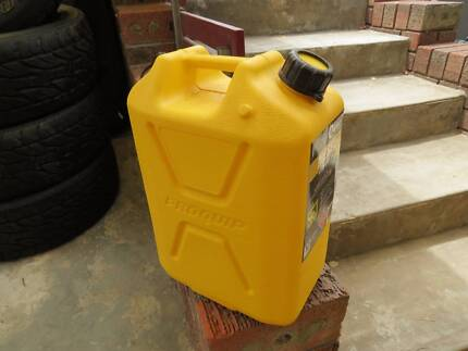 Fuel Can for sale Hope Valley Tea Tree Gully Area Preview