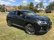 2013 Lexus RX350 F Sport Auto One Owner 12 mths reg, great condit Greensborough Banyule Area Preview