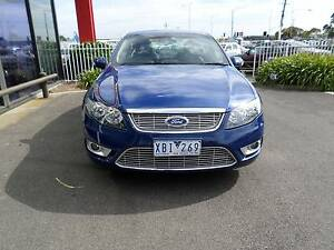 2009 Ford G6 Sedan Traralgon East Latrobe Valley Preview