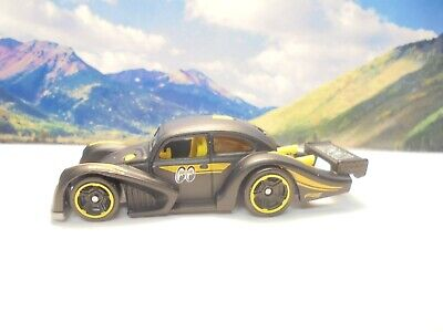 VOLKSWAGEN KAFER RACER   2019 Hot Wheels Volkswagen Series    Black