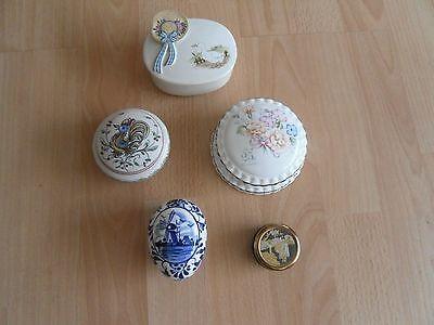 vintage trinket box's (5)