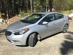 2014 KIA Forte EX (Warranty to Sept. 24, 2018)