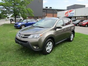 2013 Toyota RAV4 ~ AWD ~ LE ~ BACK UP CAM ~ BLUETOOTH