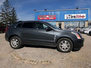 2010 Cadillac SRX 3.0 Luxury | AWD | LEATHER | MOONROOF