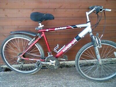 18 speed man's bike
