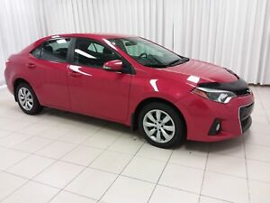 2014 Toyota Corolla HURRY!! DON'T MISS OUT!! SPORT SEDAN w/ BACK