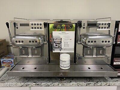 Nespresso Aguila 440 Double Sided Commercial Espresso Macine