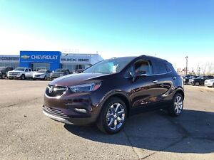 2018 Buick Encore Premium - LEATHER, SUNROOF, AWD