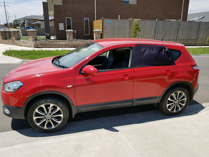 Swap or sell nissan dualis st 2013