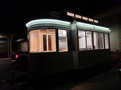 21 Diner Concession Trailer Food Truck Kitchen