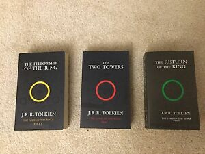 Books: Lord of the Rings Trilogy