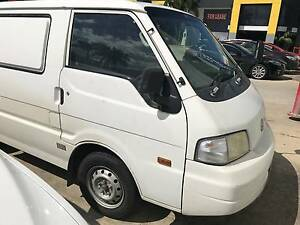 2002 Mazda E2000 Van/Minivan Eagle Farm Brisbane North East Preview