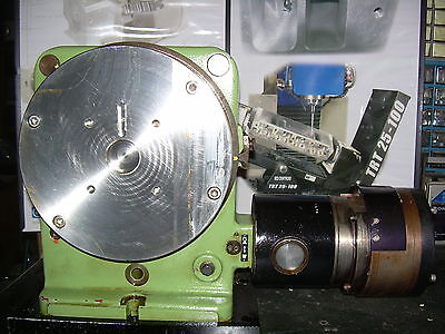 10 Dapra Walter Full 4th Axis Cnc Rotary Table Cnc Indexer