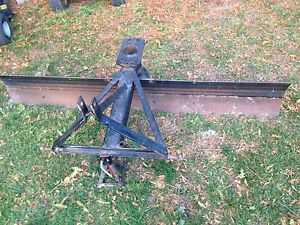 Wanted 3 point hitch blade for tractor  Belleville Belleville Area image 1