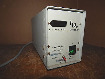 Lep Ludl Electonic Products Hbo 100xbo-75 Stab. Arclamp Power Supply 990023