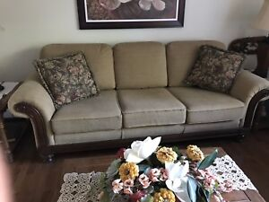 Couches and coffee tables