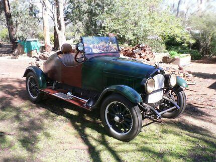 1926 Chrysler fastback boat tail / ute