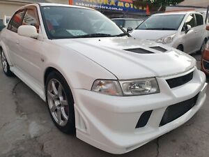1999 Mitsubishi lancer evo 6 tommi makinen  Granville Parramatta Area Preview