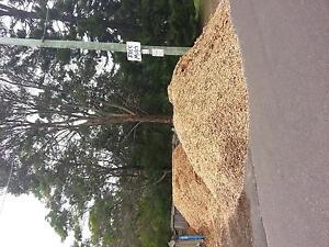 excellent free garden mulch. Elanora Heights Pittwater Area Preview